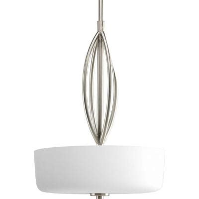 progress lighting calven collection 4 light brushed nickel bath light p3236 09wb the home depot progress lighting calven collection 3 light brushed nickel pendant p5004 09 the home depot