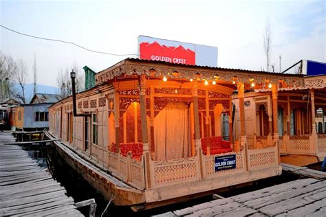 house boat srinagar price golden crest group of house boat srinagar india