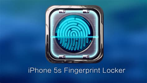 iphone 5c app iphone 5c 5s fingerprint lock for android free
