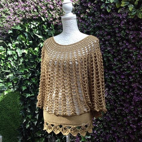 manualidades paso a paso tejido a crochet capas parte1 capa mariposa a ganchillo tejiendo con laura