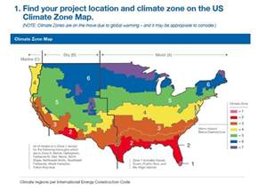 climate zone map foam free wall assembly guidelines by climate zone 475