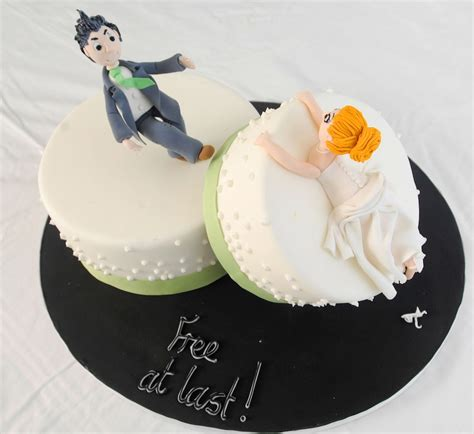 New Trend Alert Divorce Cakes by Divorce Cakes The Trend Digibunch