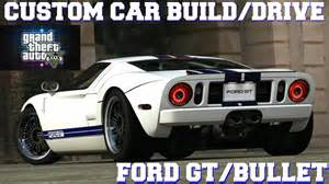 gta 5 custom car build drive 37 ford gt bullet