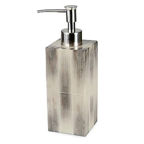 Dkny Bone Lotion Dispenser Bed Bath Beyond Dkny Bathroom Accessories