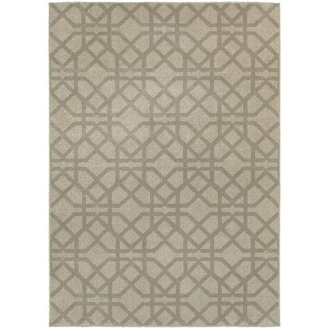 10 x 13 ft area rug home decorators collection ethereal taupe 10 ft x 13 ft