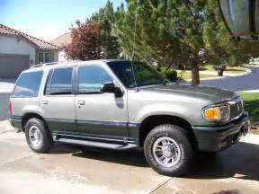 Picture of 1999 mercury mountaineer 4 dr std awd suv exterior