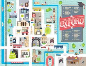 My Kitchen Design oxford map sam osborne design amp illustration