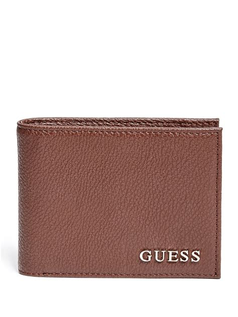 Guess Wallet 10 guess factory s mens billfold wallet ebay