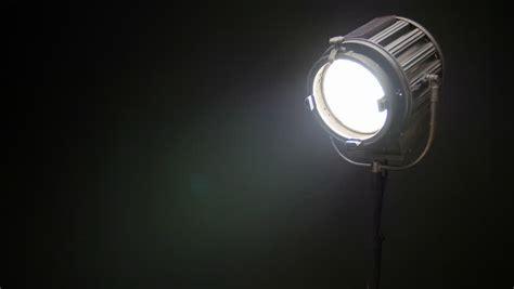 spotlight stock footage
