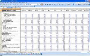 15 free personal budget spreadsheet excel spreadsheet