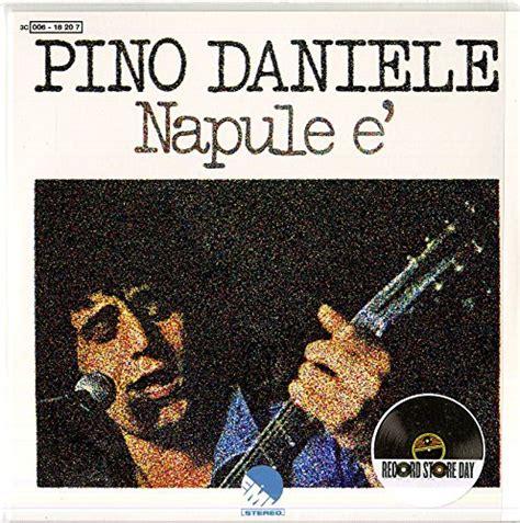 napule 232 singolo lp vinili pino daniele 1977