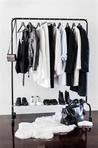 1000 ideas about clothing racks on wardrobe