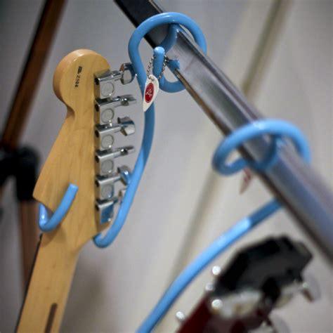 Guitar Closet Hanger by The Pigtail Closet Guitar Hanger Finalist 2013 Melbourne Design Awards