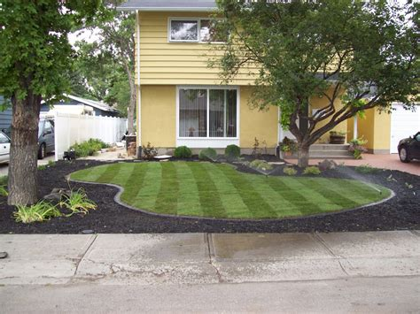 Landscaping Ideas Gallery Landscaping Ideas With Black Mulch Home Design And