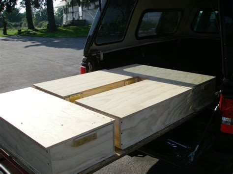 build your own truck bed slide out 28 images homemade