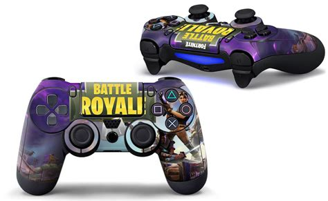 fortnite on ps4 quot fortnite quot ps4 controller skin consolestickers nl