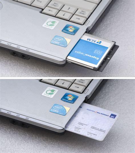 chip reader scm scr3340 scr 3340 expresscard 54 smartcardreader chip