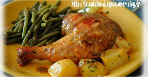recette cuisses de poulet  la savora  au curry