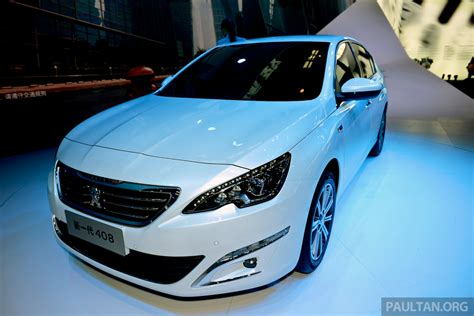 peugeot 408 price image gallery new peugeot 408