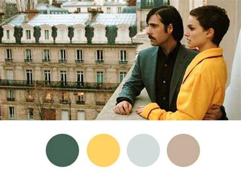 wes color palette wes s colour palettes another