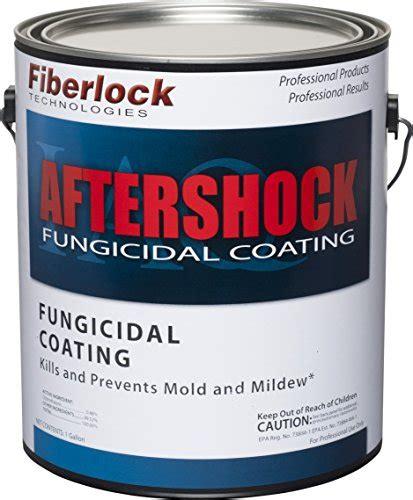 Fungicidal Wash For Interior Walls by Fiberlock Aftershock Epa Registered Fungicidal Coating