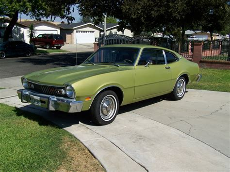 green ford maverick ford maverick review and photos