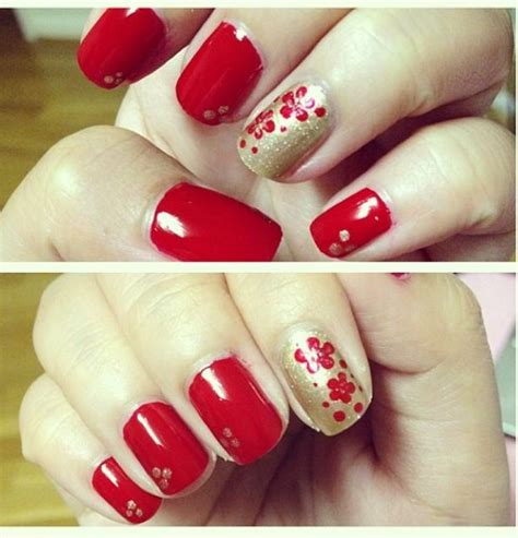 new year simple nail top 15 new year nails simple home