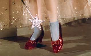 dorothy s slippers smithsonian smithsonian launches kickstarter to preserve dorothy s