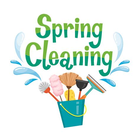 spring cleanup time for spring cleaning how to establish transparency