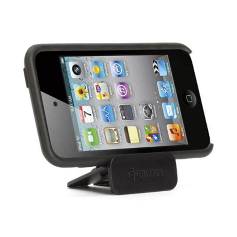 funda ipod touch 4 funda con stand incluido griffin reveal para ipod touch 4g