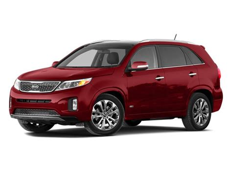 Kia With Best Mpg 2014 Kia Sorento Lx Gas Mileage Top Auto Magazine
