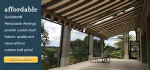 Sunsetter Awning Home Sunsetter Awnings Retractable The Villages Ocala