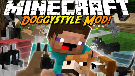 mods in minecraft dogs minecraft mod showcase real life dogs mod puppies