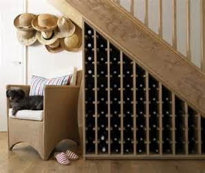 Under Stair Wine Storage by 28 Cool And Practical Home Wine Storage Ideas Digsdigs
