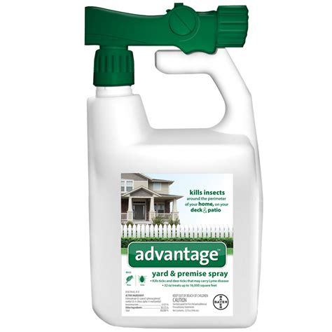 advantage yard premise spray 32 oz entirelypets