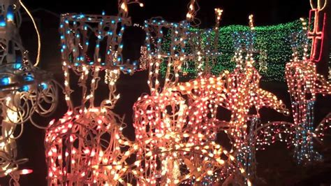 Dickinson Lights by Preview Dickinson Festival Of Lights
