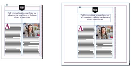 layout zones indesign liquid and alternate layouts in indesign
