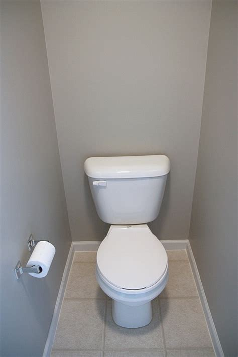 Toilet In Closet by House Tweaking