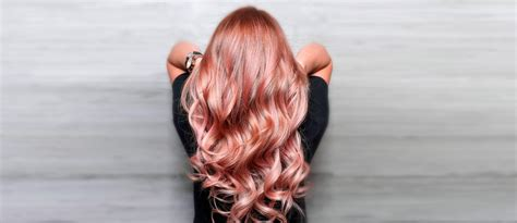 Color Trends 2017 by 18 Rose Gold Hair Color Trends Lovehairstyles Com