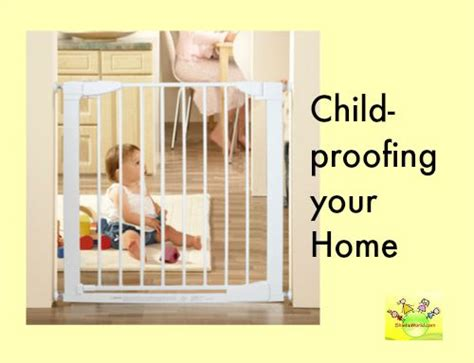 baby proofing house 15 tips to baby and child proofing your house