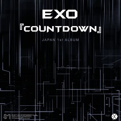 exo japan countdown exo to release 1st japanese album countdown hypnoticasia