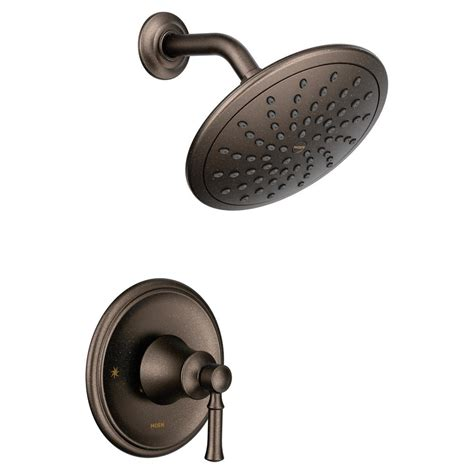 Shower Only Faucets by Moen Dartmoor Posi Temp Shower 1 Handle Shower Only