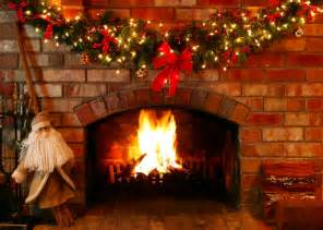 christmas fireplace excellent hotels blog