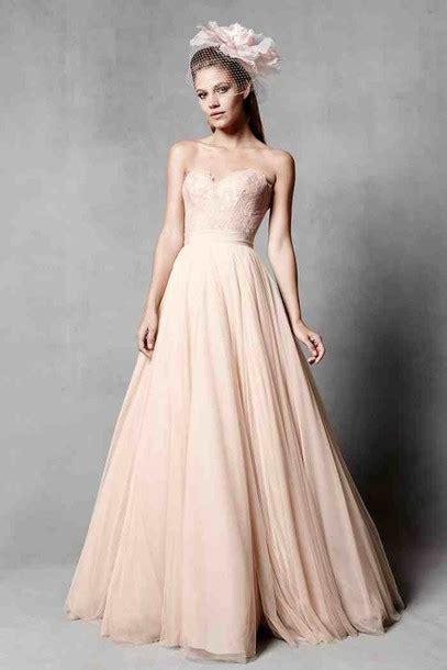 dress light pink dusty pink dress pretty prom gown dress dresses evening prom dress