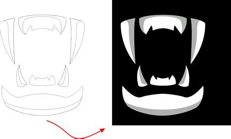 tutorial logo keren tutorial coreldraw cara membuat logo harimau keren abis