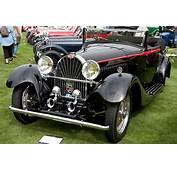 Bugatti Type 50 Brainsby Woollard DHC  Chassis 50144
