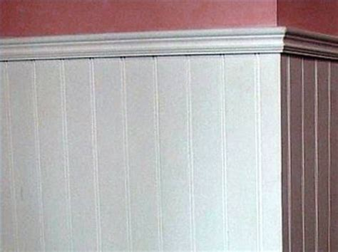 How To Install Chair Rail With Wainscoting How To Install Wainscoting With A Chair Rail