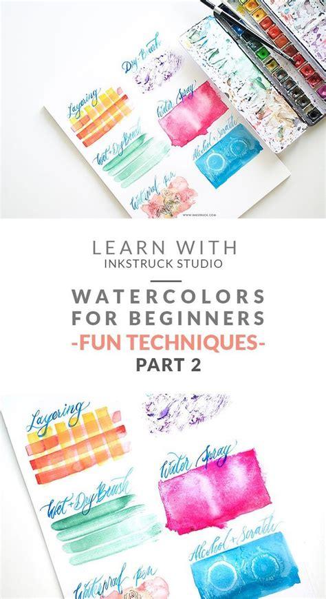 watercolor tutorial for beginners monochrome technique 17 best ideas about watercolor pencils techniques on