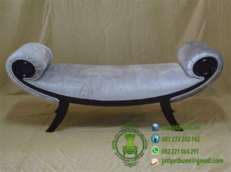 Kursi Plastik Tanpa Sandaran kursi lengkung tanpa sandaran jok jati pribumi