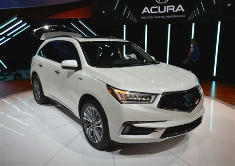 Acura Rdx 2018 Redesign by 2018 Acura Rdx Rumors Changes Release Date Carstuneup